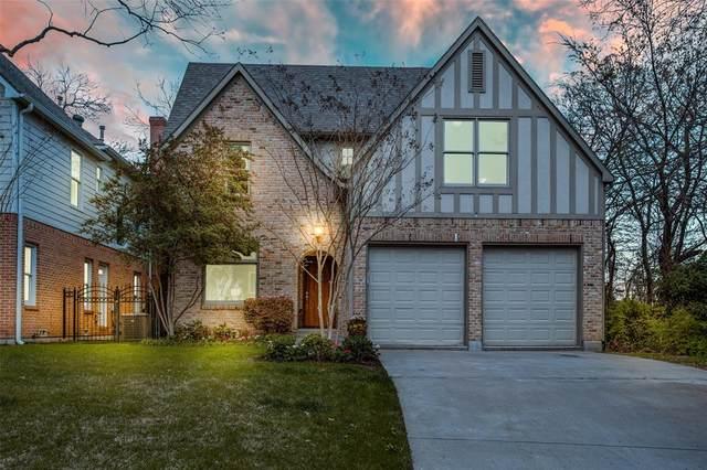 7343 La Vista Drive, Dallas, TX 75214 (MLS #14291194) :: The Chad Smith Team