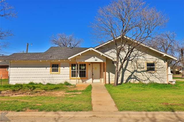850 Beech. Street, Abilene, TX 79601 (MLS #14291220) :: The Heyl Group at Keller Williams