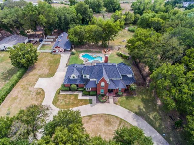 7 Janna Way, Lucas, TX 75002 (MLS #14291250) :: The Chad Smith Team