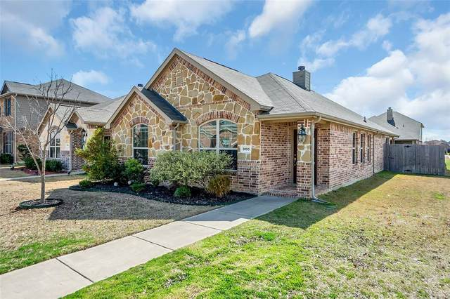 9100 Wayne Street, Aubrey, TX 76227 (MLS #14291272) :: The Mauelshagen Group
