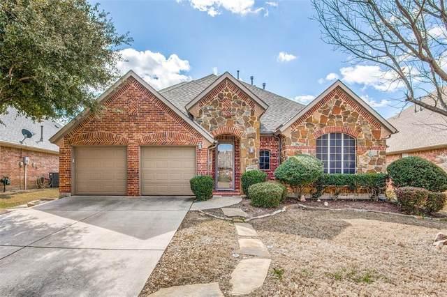 2720 Pine Trail Drive, Little Elm, TX 75068 (MLS #14291280) :: The Mauelshagen Group