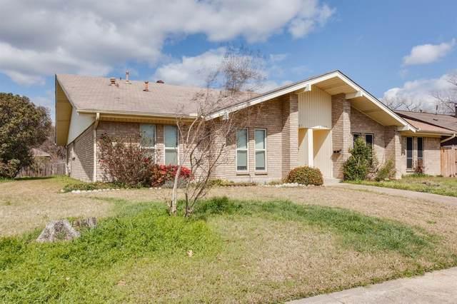 2007 Santa Anna Drive, Garland, TX 75042 (MLS #14291330) :: RE/MAX Pinnacle Group REALTORS