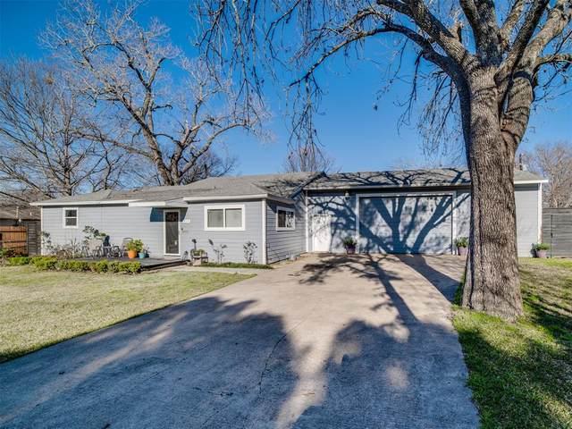717 Cedar Drive, Garland, TX 75040 (MLS #14291331) :: RE/MAX Pinnacle Group REALTORS
