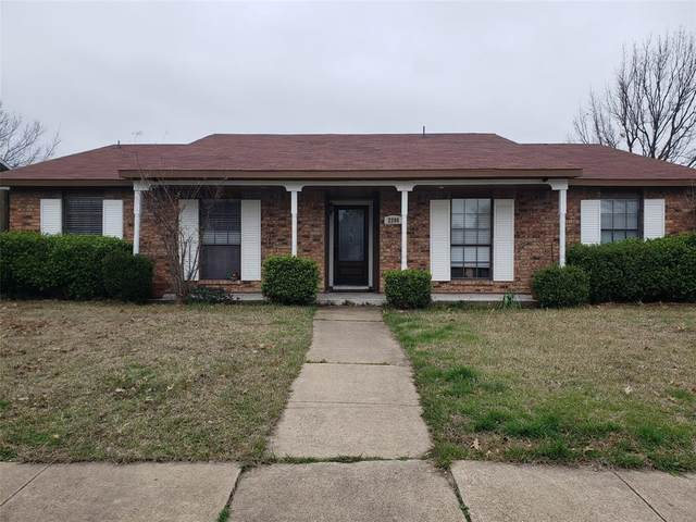 2206 E Peters Colony Road, Carrollton, TX 75007 (MLS #14291338) :: Tenesha Lusk Realty Group