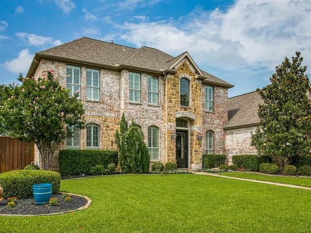 705 Portofino Place, Southlake, TX 76092 (MLS #14291348) :: RE/MAX Pinnacle Group REALTORS
