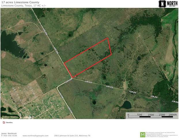 TBD Lcr 208, Coolidge, TX 76635 (MLS #14291369) :: Frankie Arthur Real Estate