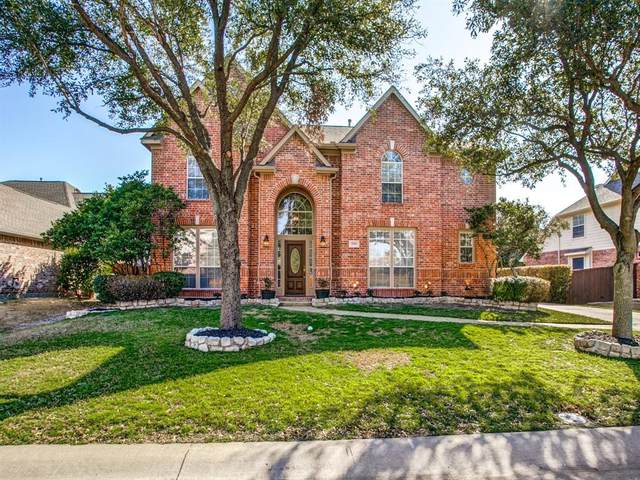 5205 Sandalwood Drive, Mckinney, TX 75072 (MLS #14291395) :: Tenesha Lusk Realty Group