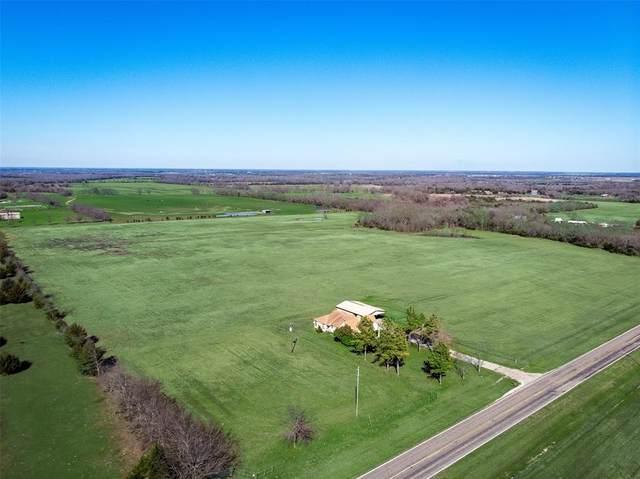 695 E Fm 1550, Bonham, TX 75418 (MLS #14291398) :: Post Oak Realty