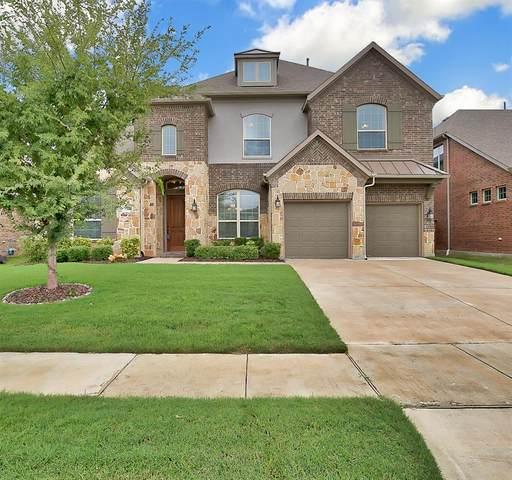 7508 Sabine Drive, Mckinney, TX 75071 (MLS #14291404) :: The Heyl Group at Keller Williams