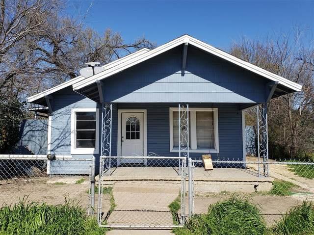 711 E Arlington Avenue, Fort Worth, TX 76104 (MLS #14291405) :: The Heyl Group at Keller Williams