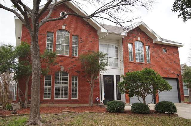 5513 Bryce Canyon Drive, Fort Worth, TX 76137 (MLS #14291423) :: Justin Bassett Realty