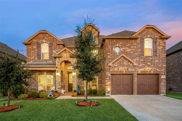 12772 Glademeadow Drive, Frisco, TX 75035 (MLS #14291455) :: Tenesha Lusk Realty Group