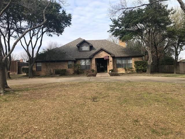 4313 Shady Lane, Rowlett, TX 75089 (MLS #14291457) :: RE/MAX Pinnacle Group REALTORS