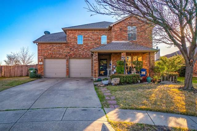 1001 Castroville Drive, Forney, TX 75126 (MLS #14291462) :: Caine Premier Properties