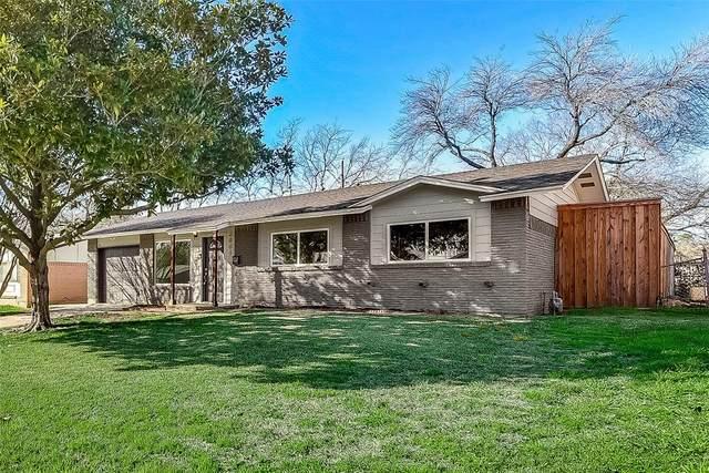 2801 Posey Drive, Irving, TX 75062 (MLS #14291502) :: RE/MAX Pinnacle Group REALTORS