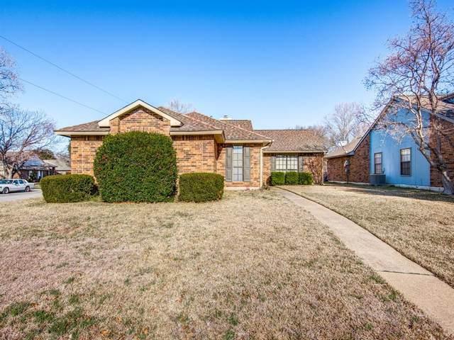 6800 Fryer Street, The Colony, TX 75056 (MLS #14291525) :: Justin Bassett Realty