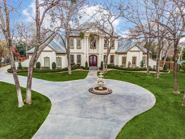 5108 Knights Court, Flower Mound, TX 75022 (MLS #14291535) :: HergGroup Dallas-Fort Worth