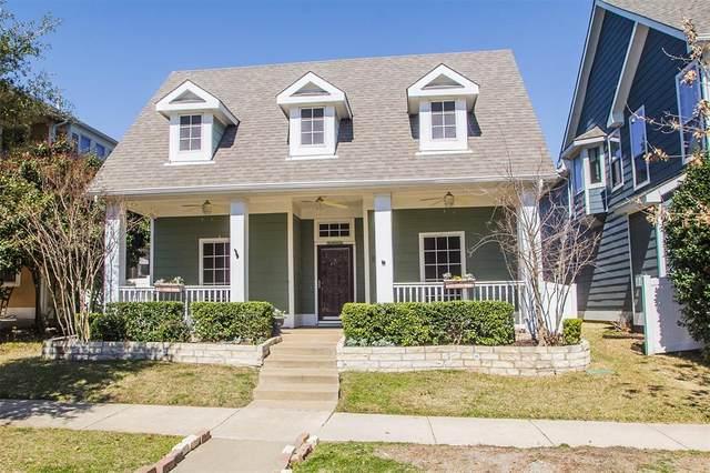 1237 Appalachian Lane, Savannah, TX 76227 (MLS #14291536) :: Justin Bassett Realty
