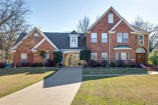 402 Hidden Oaks Lane, Corsicana, TX 75109 (MLS #14291552) :: Real Estate By Design