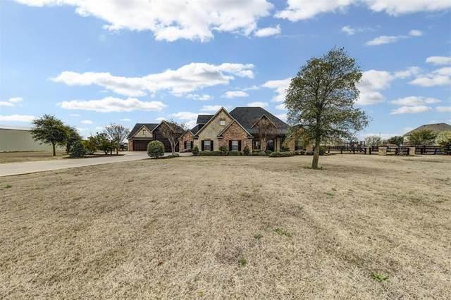 6180 Meadowlands Drive, Krum, TX 76249 (MLS #14291576) :: The Kimberly Davis Group