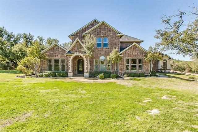 8316 Annanhill Street, Cleburne, TX 76033 (MLS #14291596) :: Ann Carr Real Estate