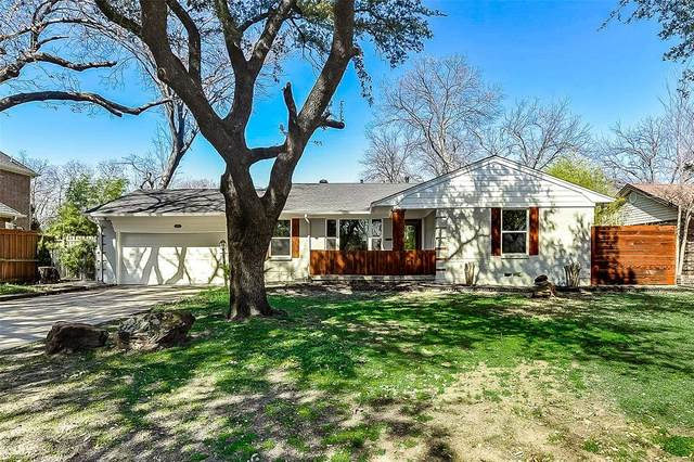 417 Grace Drive, Richardson, TX 75081 (MLS #14291599) :: All Cities Realty