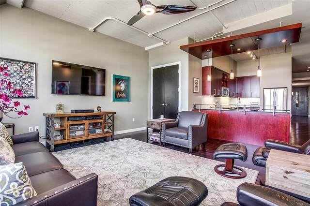 2600 W 7th Street #2616, Fort Worth, TX 76107 (MLS #14291690) :: The Mitchell Group