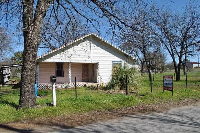 607 E Duncan Avenue, Comanche, TX 76442 (MLS #14291691) :: Justin Bassett Realty