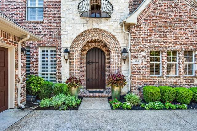 604 Regency Crossing, Southlake, TX 76092 (MLS #14291697) :: The Kimberly Davis Group