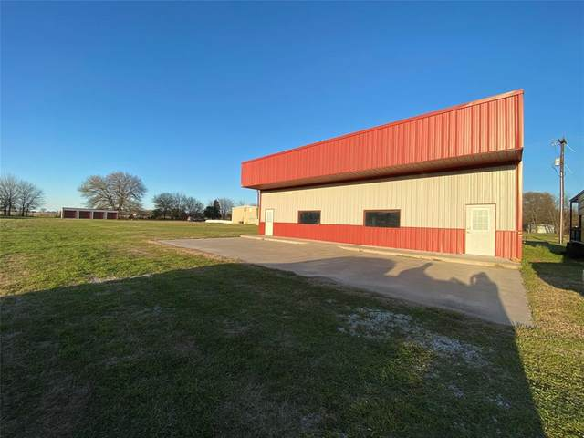 906 2nd Street, Kerens, TX 75144 (MLS #14291698) :: The Tierny Jordan Network