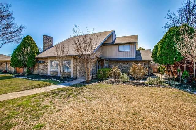 1810 Auburn Drive, Richardson, TX 75081 (MLS #14291720) :: All Cities Realty