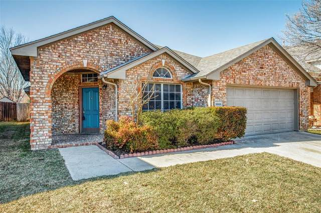 5005 Skymeadow Drive, Fort Worth, TX 76135 (MLS #14291815) :: All Cities Realty