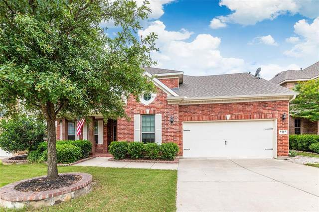 6141 Sunrise Lake Drive, Fort Worth, TX 76179 (MLS #14291872) :: All Cities Realty