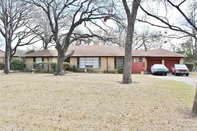 8506 San Benito Way, Dallas, TX 75218 (MLS #14291889) :: Robbins Real Estate Group