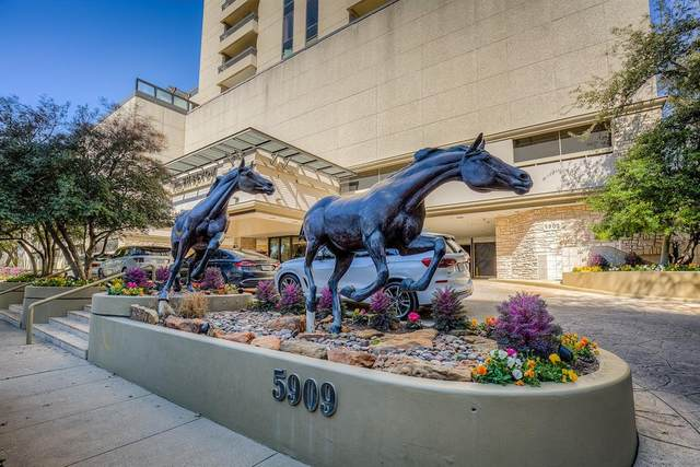 5909 Luther Lane #1606, Dallas, TX 75225 (MLS #14291913) :: Robbins Real Estate Group