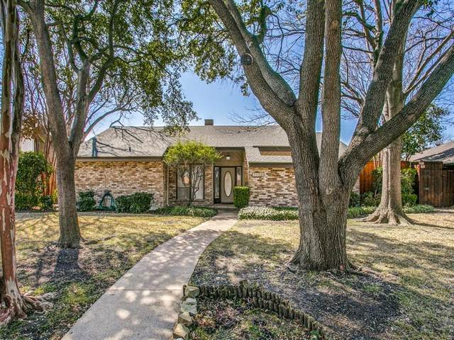 1106 Grinnell Drive, Richardson, TX 75081 (MLS #14291953) :: All Cities Realty