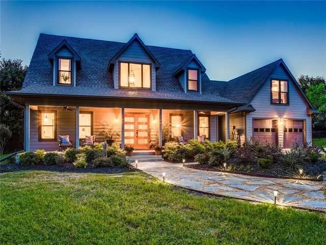 340 Onyx Drive, Oak Point, TX 75068 (MLS #14291962) :: Justin Bassett Realty