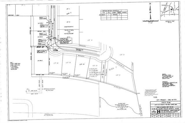 3501 Calaveras Way, Plano, TX 75074 (MLS #14291977) :: Tenesha Lusk Realty Group