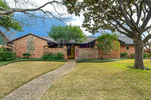 7716 Woodstone Lane, Dallas, TX 75248 (MLS #14292011) :: RE/MAX Landmark