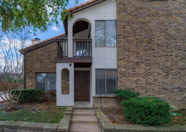 14151 Montfort Drive #337, Dallas, TX 75254 (MLS #14292077) :: Post Oak Realty