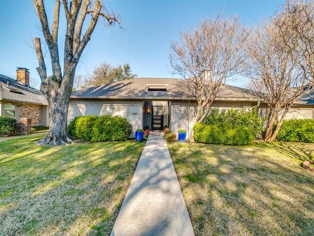 15511 Trails End Drive, Dallas, TX 75248 (MLS #14292080) :: All Cities Realty