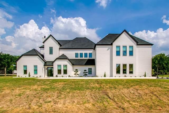 601 Stowe Lane, Lakewood Village, TX 75068 (MLS #14292120) :: Justin Bassett Realty