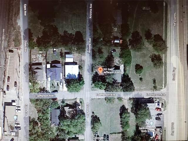 701 E Jefferson Avenue, Fort Worth, TX 76104 (MLS #14292218) :: Post Oak Realty