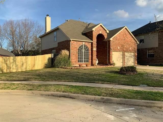 8020 Sitka Street, Fort Worth, TX 76137 (MLS #14292229) :: Justin Bassett Realty