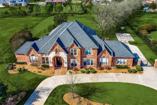 1561 Winding Creek Road, Prosper, TX 75078 (MLS #14292278) :: The Kimberly Davis Group