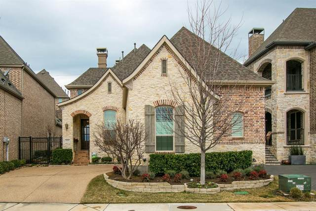 820 Ontzlake Drive, Lewisville, TX 75056 (MLS #14292314) :: The Kimberly Davis Group