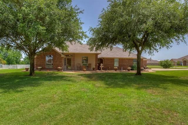 14000 Scenic Ridge Road, Haslet, TX 76052 (MLS #14292428) :: Justin Bassett Realty