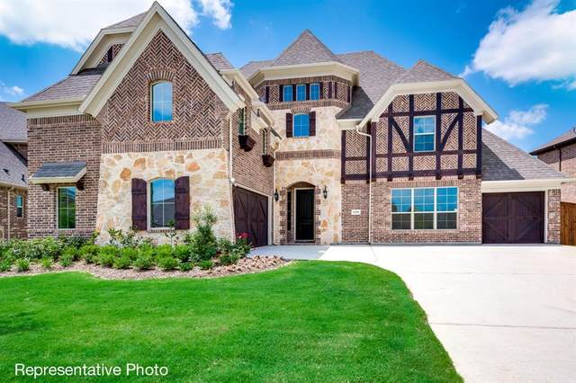 4424 Mill Pond, Celina, TX 75009 (MLS #14292511) :: Real Estate By Design