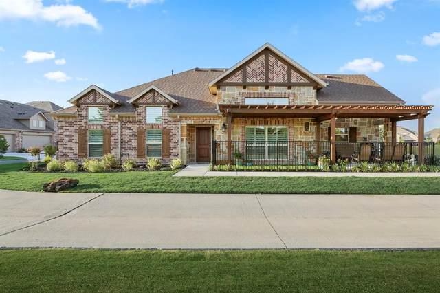 1080 Firewheel Lane, Prosper, TX 75078 (MLS #14292615) :: Real Estate By Design