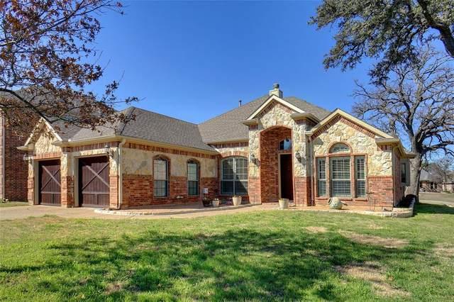 12245 Fairway Meadows Drive, Fort Worth, TX 76179 (MLS #14292666) :: The Mauelshagen Group